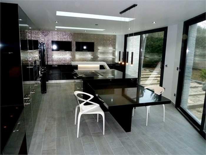 Maison d architecte à vendre Soisy sous montmorency ( 95230 ) -  7 pièces  - 316 m²