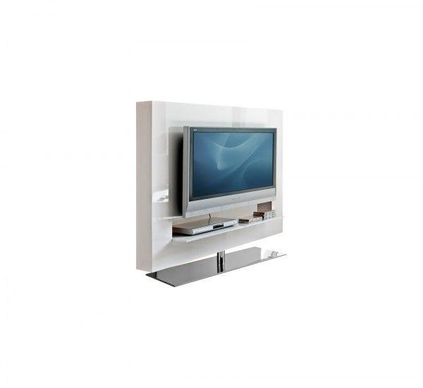 Panorama, di Bonaldo, è un portaTV progettato da Gino Carollo e appartiene ai prodotti dedicati ai modelli di vita contemporanei, in cui la tecnologia svolge un ruolo decisamente rilevante.  Panorama è un portatelevisore caratterizzato dalla forma rettangolare e da vani laterali porta DVD. La struttura è disponibile in laccato lucido bianco o nero nella parte anteriore. La base, girevole a 360°, è in acciaio cromato. INFOBase cromataPortata massima 60 kgDimensioni TV Plasma o LCD:- minima…