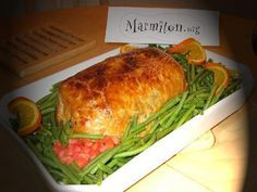 Rôti de boeuf en croûte - Recette de cuisine Marmiton : une recette
