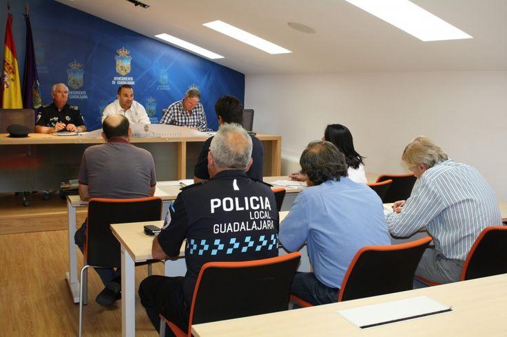 Reunión de coordinación para el inicio de la obra de la Plaza de Dávalos el próximo lunes 7 de julio