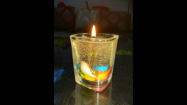 how to make gel candles Gel candles are easy to make they are gaining popularity as they burn longer  than wax candles you can try out different ways to make beautiful 3d effect.