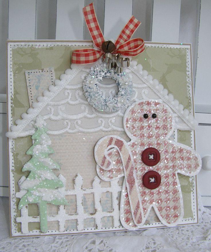 Gingerbread Men On Pinterest