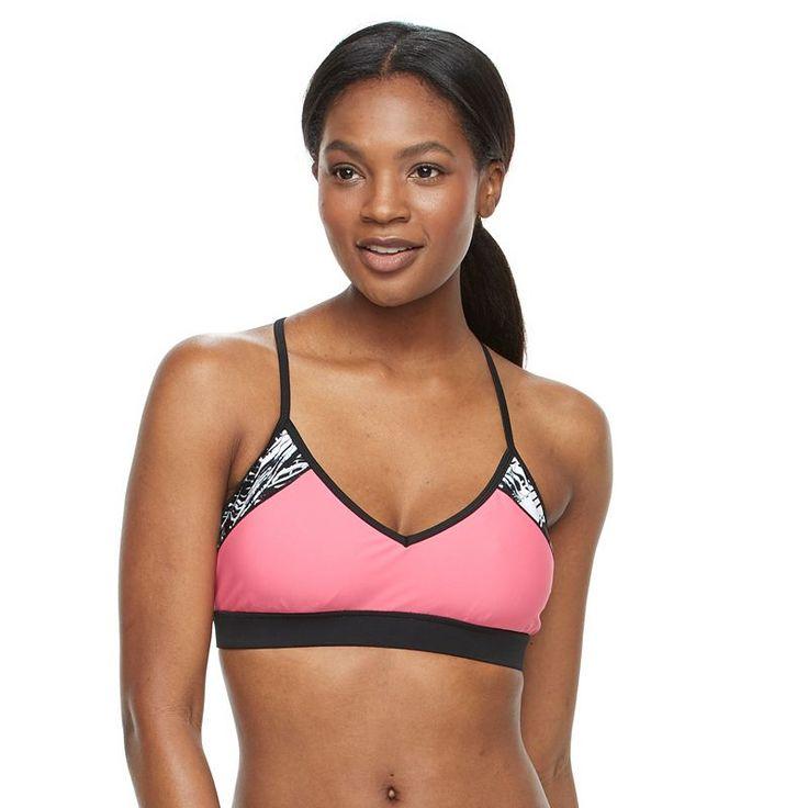 Roxy - - Top de bikini TM pour jeune femme Remise Véritable Nice Marque Vente Pas Cher Nouveau Unisexe UwqVp