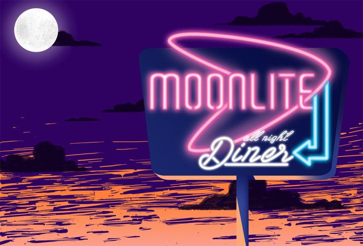 Moonlite All Night Diner
