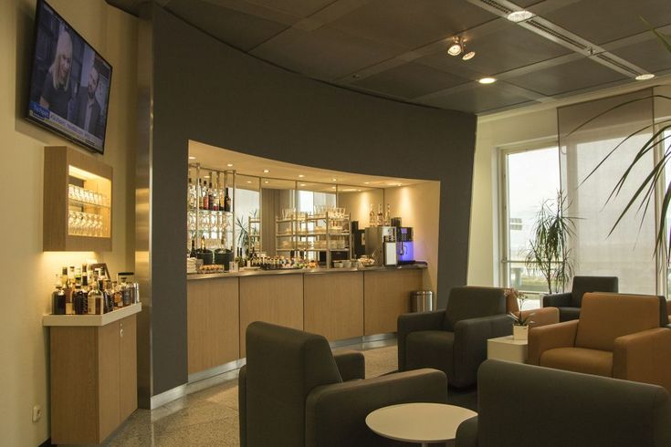 Lufthansa Business Lounge at Athens Airport Gets Makeover.