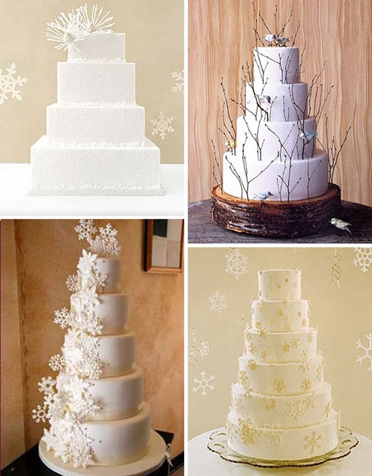 Winter Wonderland Weddings With Snowflake And Icicle Inspired Décor