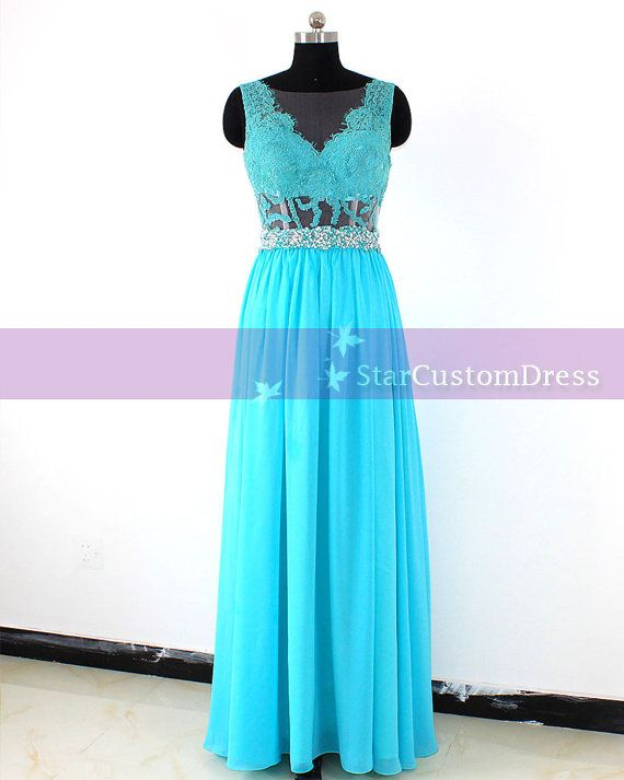 Hey, I found this really awesome Etsy listing at https://www.etsy.com/ca/listing/199085709/long-lace-bridesmaid-dress-v-neck