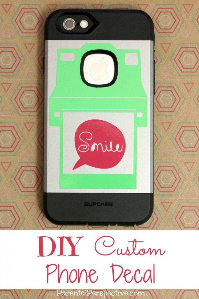 Tutorial Diy Custom Phone Decal The O Jays Cases And