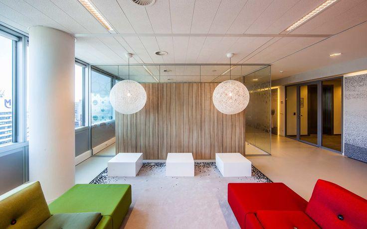 Systeemwanden | Project | Q8 | Den Haag