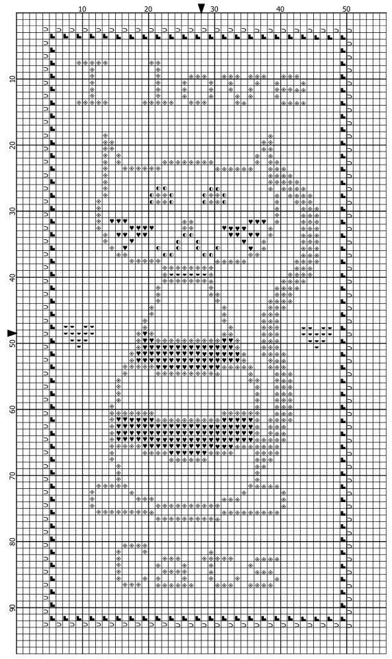 cats free cross stitch pattern   Yiotas XStitch