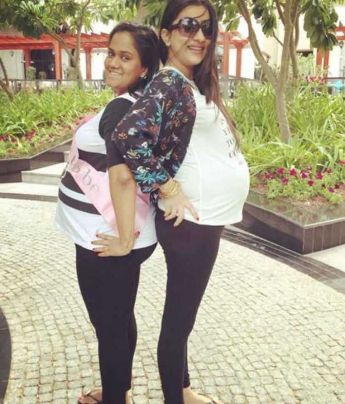 Inside Photos Arpita Khan Sharma's Baby Shower
