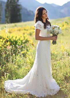 Tendinţele anului 2014: rochii de mireasă croşetate! | Unica.md