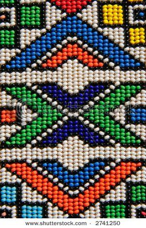 African beadwork                                                       …