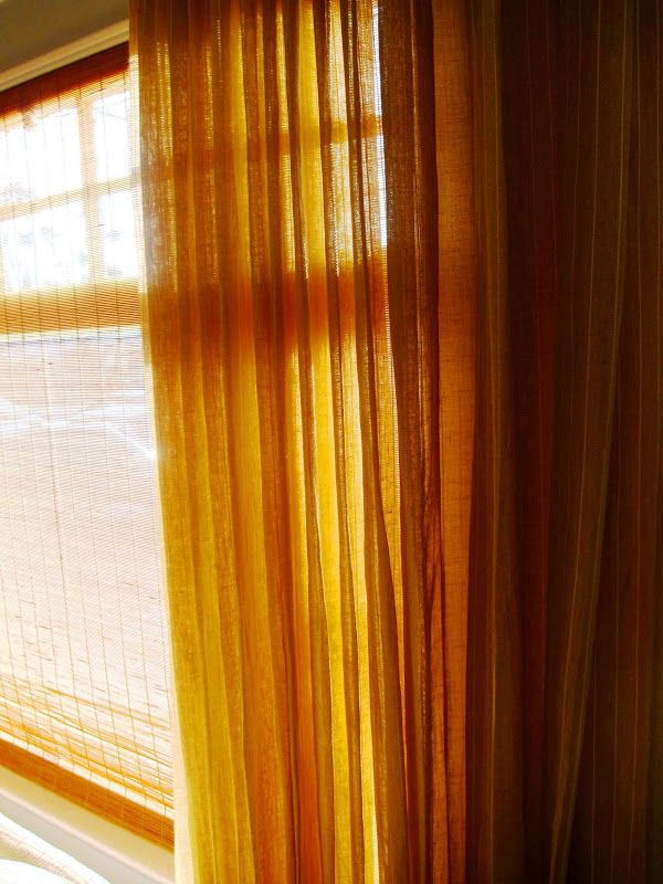 Natural Fiber Window Treatments Part - 46: Bamboo Shades And Natural Fiber Curtains