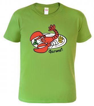 Tričko pro kuchaře - Gurmet