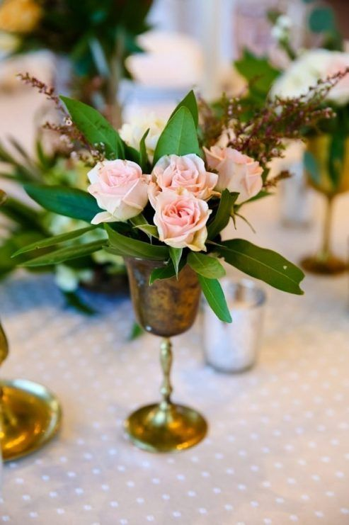 Wedding small centerpiece
