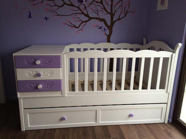 56 mejores imágenes de #muebles de #bebé en Pinterest | Santiago de ...