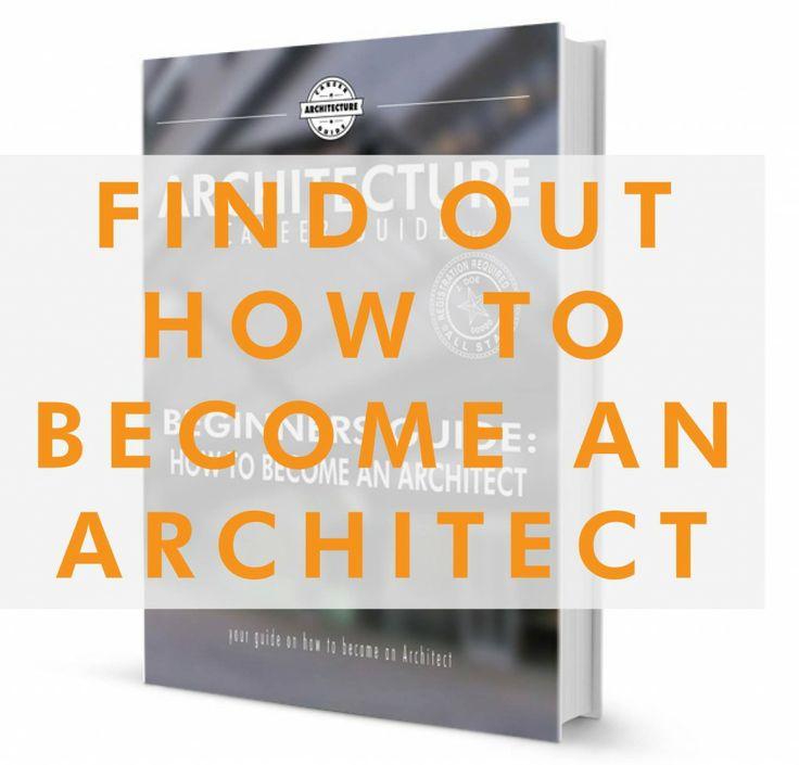Skills Needed To Be An Architect die besten 25+ architecture career ideen auf pinterest