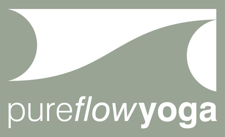 logo design for a yoga school