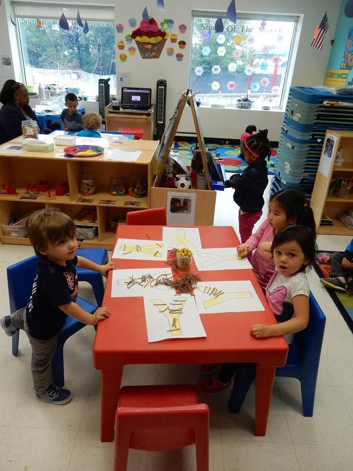 Childcare activities in dallas