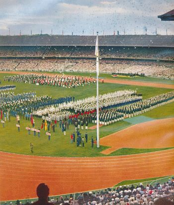 Image result for melbourne olympics