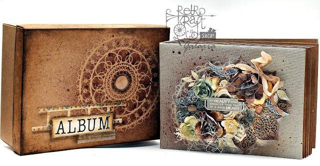 Retro Album | Galaxia-Art.pl