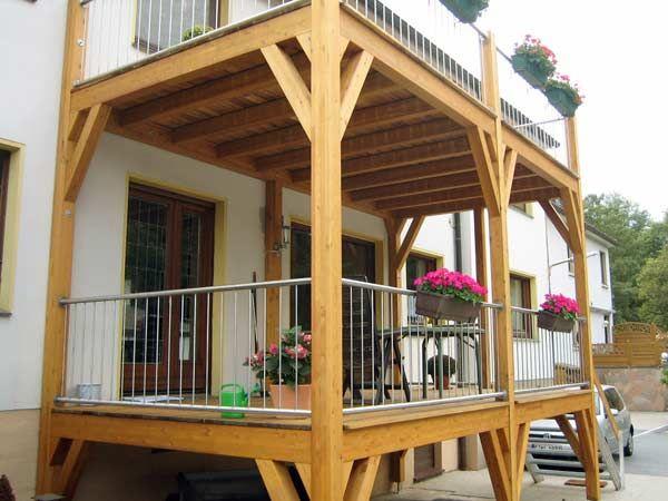 29 best Terraza images on Pinterest Backyard, Gardening and - terrazas en madera