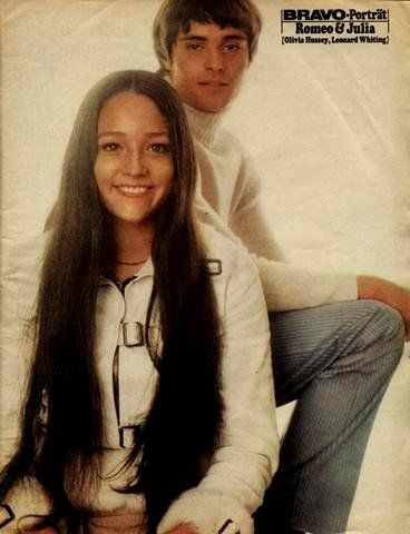 Olivia Hussey And Leonard Whiting Married 163 best Olivia...