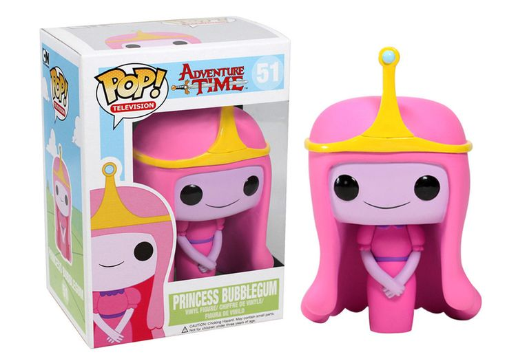 Adventure Time - Princess Bubblegum Pop! Vinyl