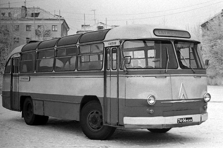 """ЛАЗ 695Е """"Львов"""" '1964–70"""