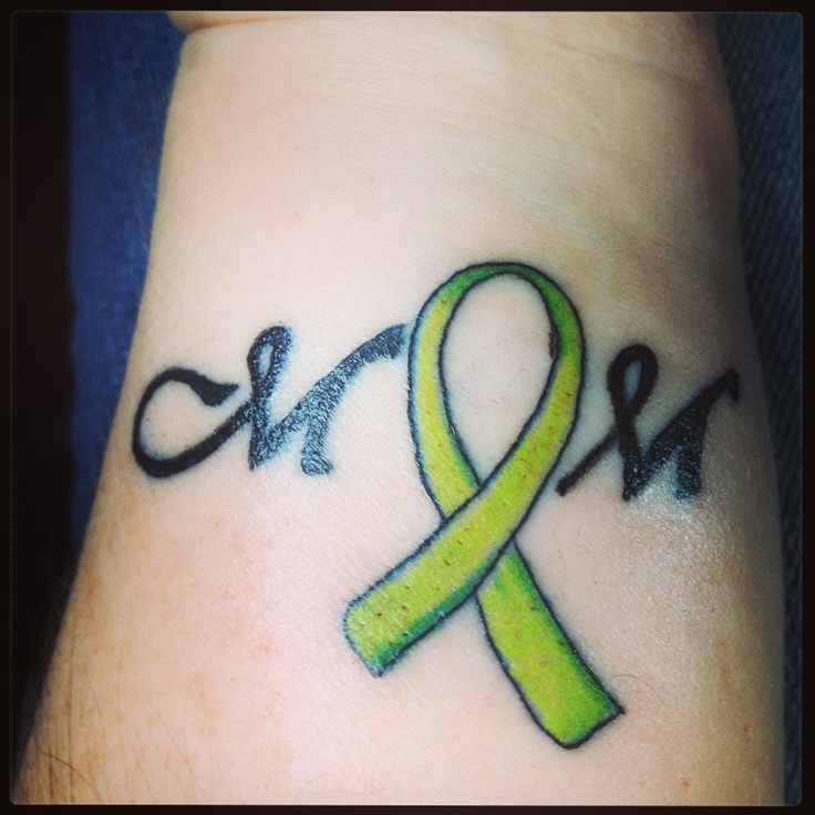 Tattoo I got in honor of my mom whos been battling lymphoma