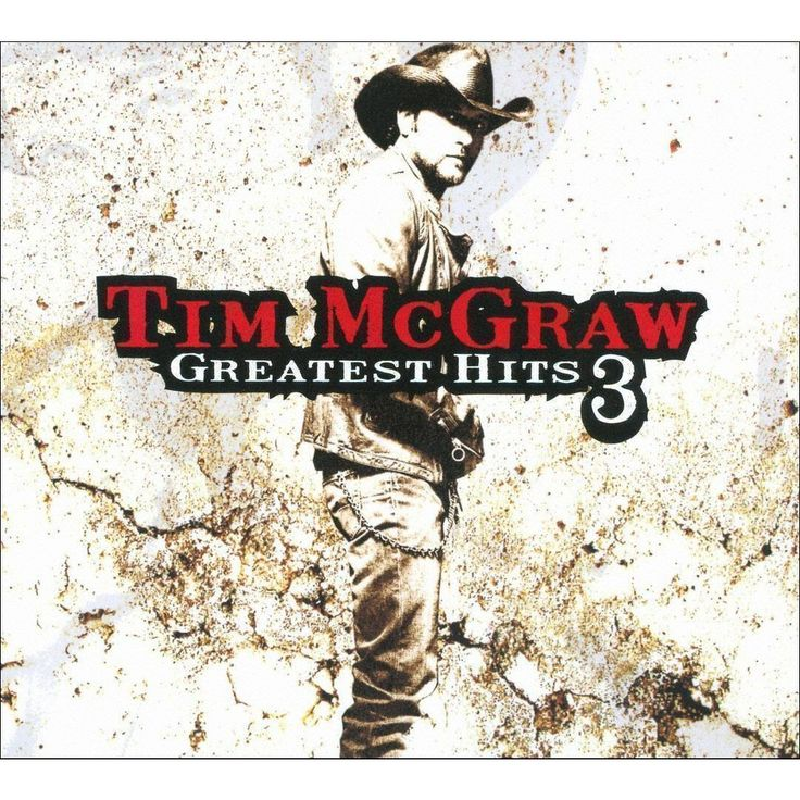 Tim McGraw - Greatest Hits, Vol. 3 (CD)