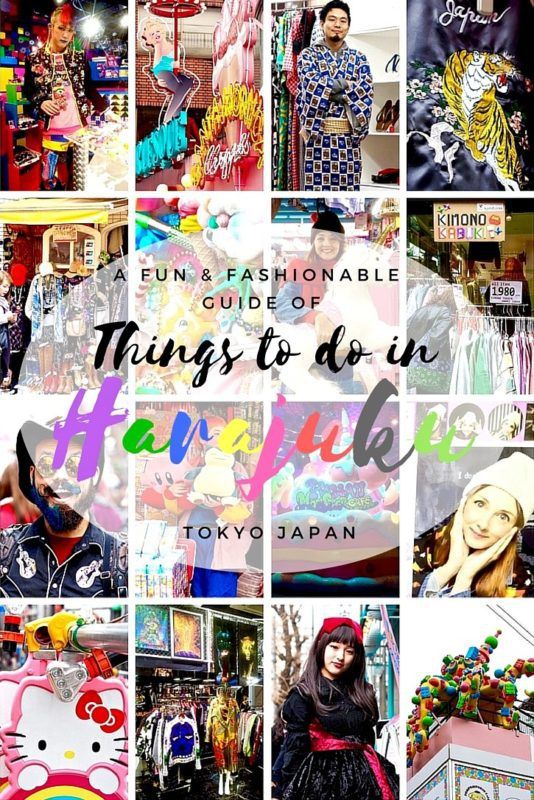 A fashionable and fun guide to awesome and kawaii things to do in and around Harajuku, Tokyo, Japan. Known as the capitol of crazy fashion subcultures, conceptual concept stores and fantastic shopping, Harajuku firmly places Tokyo on the global fashion map. Dont miss out on the most fashionable places to go and fun things to do. Follow the rest of my fashionable adventures around the world at http://hauteculturefashion.com/
