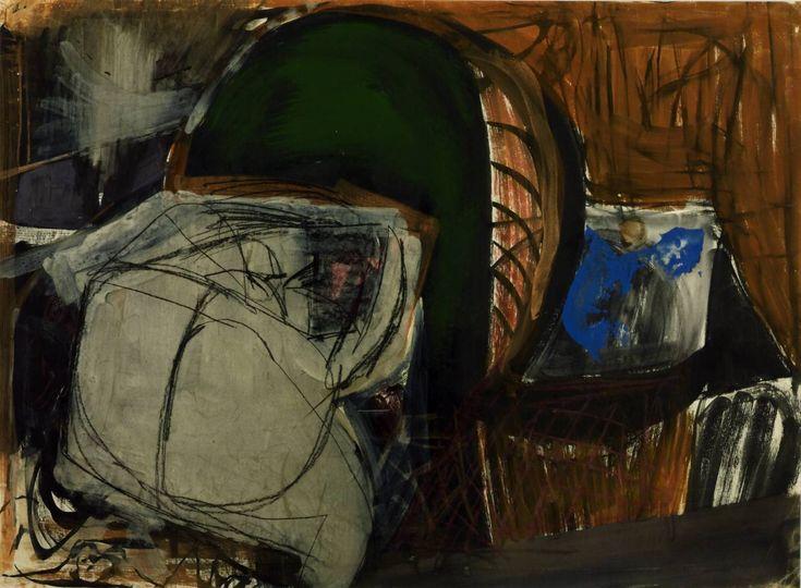 Peter Lanyon 'Corsham Model', 1953 © The estate of Peter Lanyon