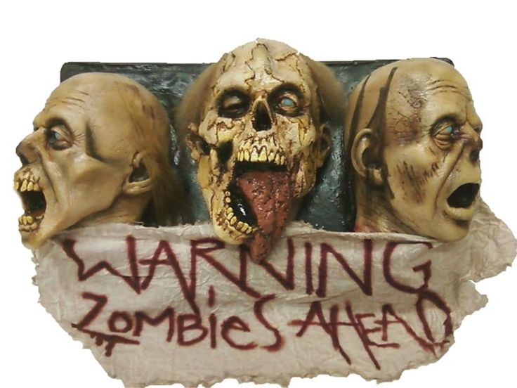 zombie party decorations for children - Zombie Halloween Decorations