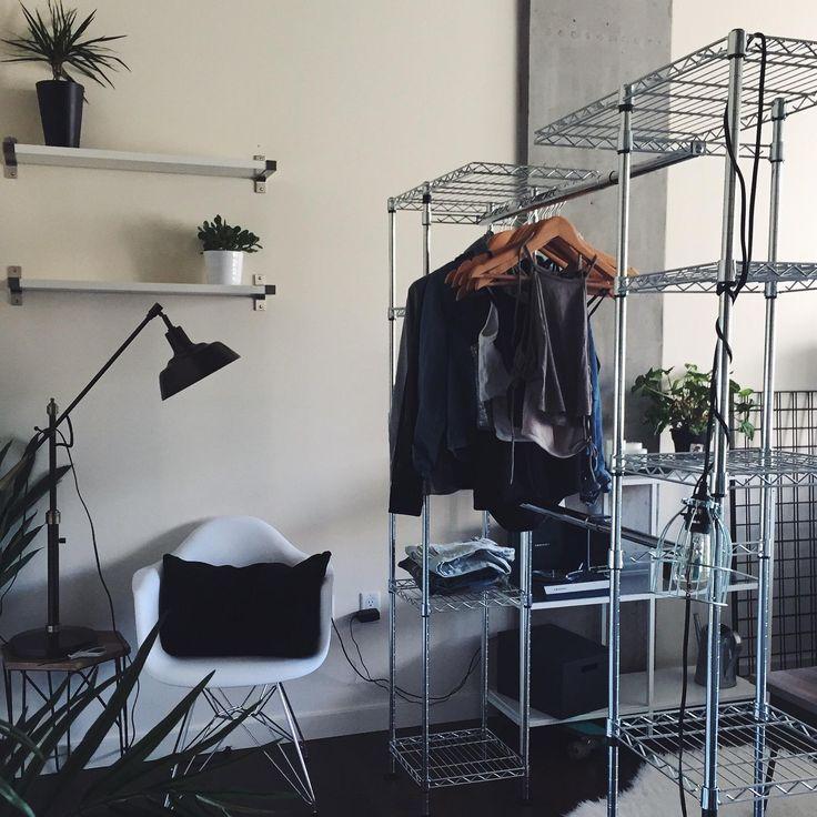 Vivian Vo-Farmer's Apartment | Downtown Seattle | Clean, Simple, Modern Industrial.