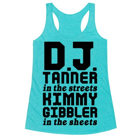 DJ Tanner In The Streets Tee