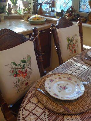 Милые сердцу штучки: рукоделие, декор и многое другое: Немного Прованса у меня дома