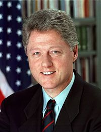The Lewinsky scandal was a political sex scandal emerging in 1998, from a sexual relationship between United States President Bill Clinton and a 22-year-old White House intern, Monica Lewinsky.