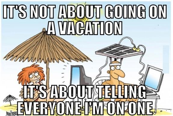 Funny Summer Vacation Memes