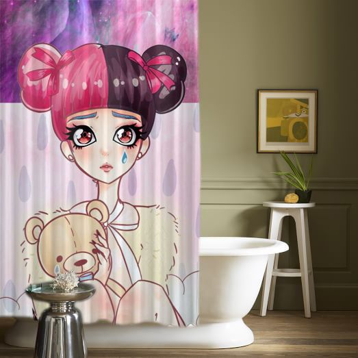 "Melanie Martinez Cry Baby Pink New Design High Quality Shower Curtains 60"" x 72"" #Unbranded #Modern #New #Hot #Best #Custom #Design #Home #Decor #Bestseller #Movie #Sport #Music #Band #Disney #Katespade #Lilypulitzer #Coach #Adidas # Beauty #Harry #Bestselling #Kid #Art #Color #Brand #Branded #Trending #2017"