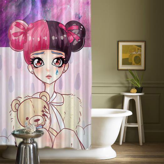 "Melanie Martinez Cry Baby Pink New Design High Quality Shower Curtains 60"" x 72"" #Unbranded #Modern #New #Hot #Best #Custom #Design #Home #Decor #Bestseller #Movie #Sport #Music #Band #Disney #Katespade #Lilypulitzer #Coach #Adidas # Beauty #Harry #Bestselling #Kid #Art #Color #Brand #Branded #Trending #2017"