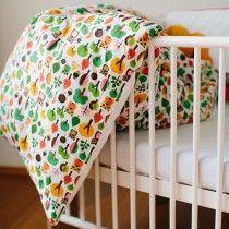 Kinderbettwäsche Modern Owls Pink