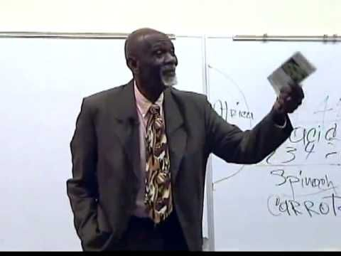 Dr. Sebi - Eat To Live or Eat To Die Pt.1of2