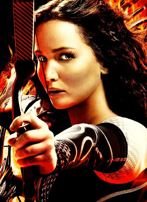 Jennifer Lawrence Katniss Catching Fire 104 best images about ...