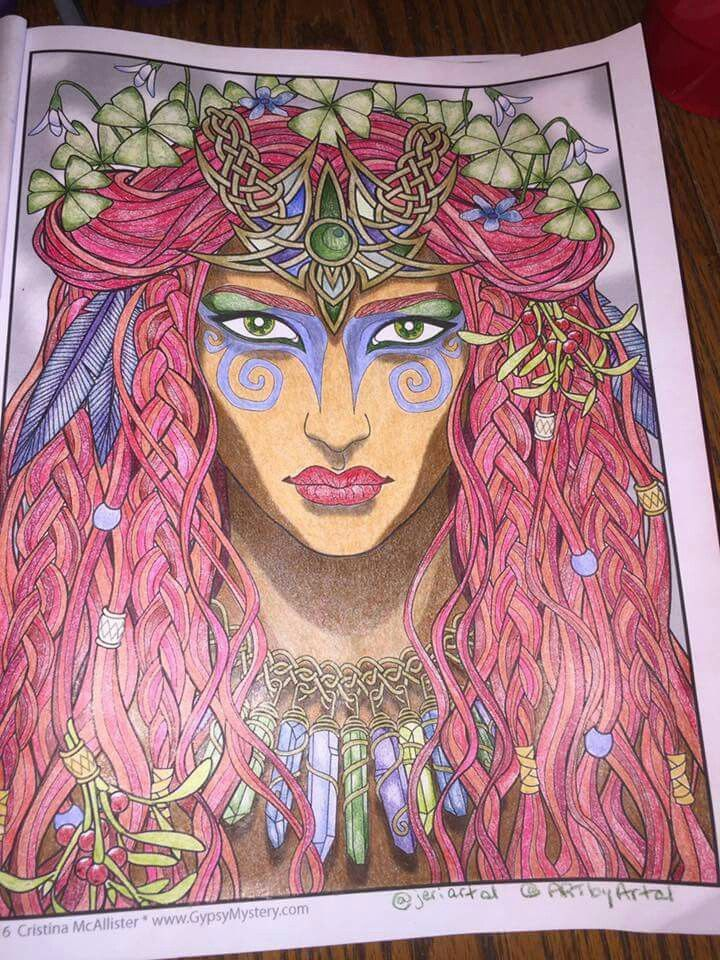 Image result for magical beauties colouring book