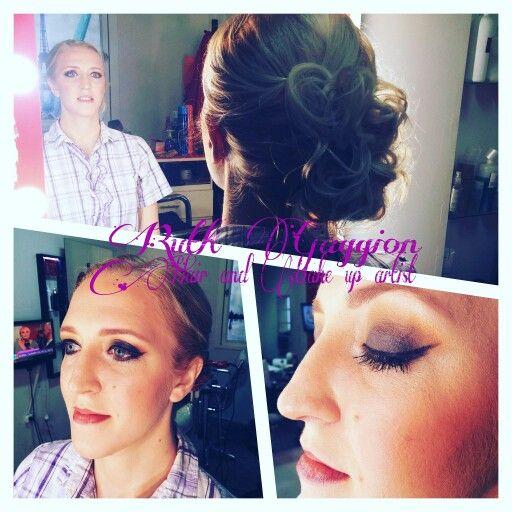 Make up for blondie #makeover #makeupand hair by @ruthgaggionhairandmakeupartist