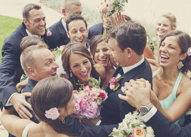 Want a group hug photo!!