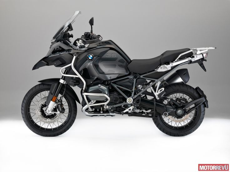 Motorok BMW R 1200 GS, GSA, R, RT, R nineT Scrambler (2017)