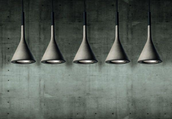 Aplomb suspension light designed by Paolo Lucidi and Luca Pevere - Foscarini